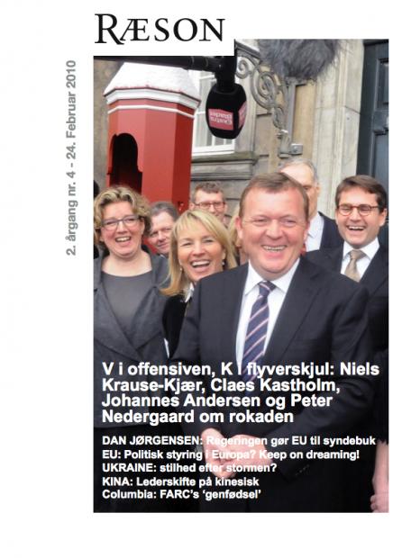 RÆSON ugemagasin #4 (24/2 2010)