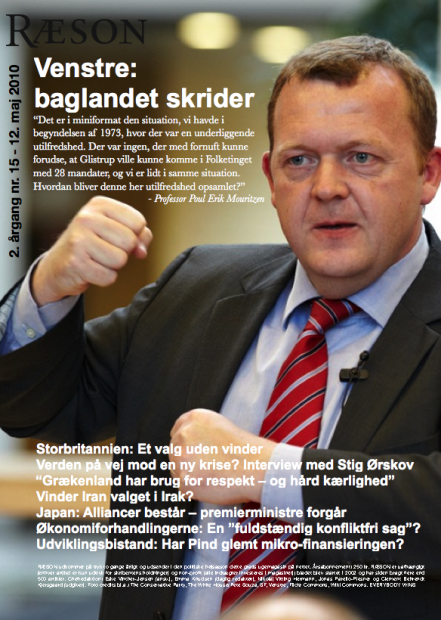 RÆSON ugemagasin #15 – 12/5 2010