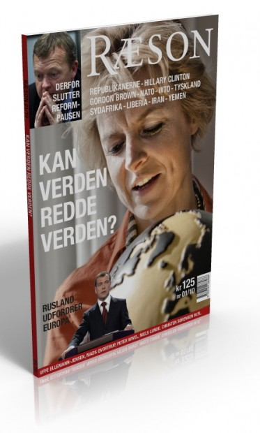 RÆSON7 April 2010: 84 sider i mega-format, 125 kr.: