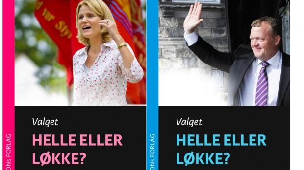 NY BOG FRA RÆSON:Helle Eller Løkke?