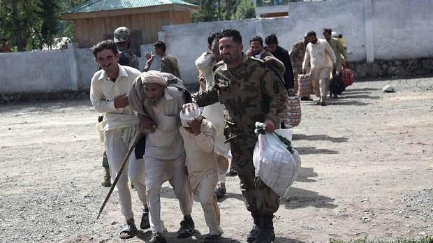 Pakistan: Oversvømmelser kan gavne fundamentalismen