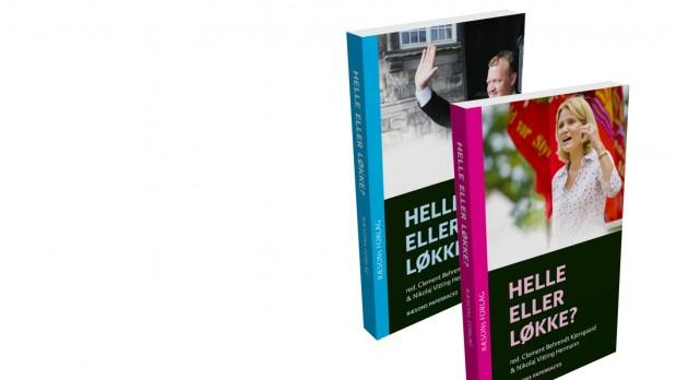 """""""Helle eller Løkke?"""" Ny udgave28 artikler, 240 sider, 199 kr."""