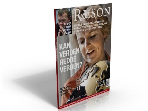 Nyt trykt nummer 22. november Abonnement: 250 kr. / året