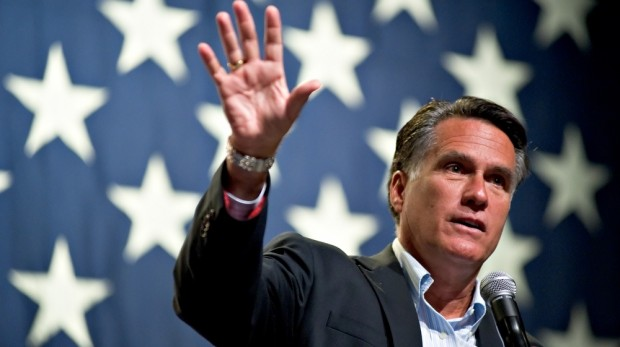 Mitt Romney: Den stille favorit