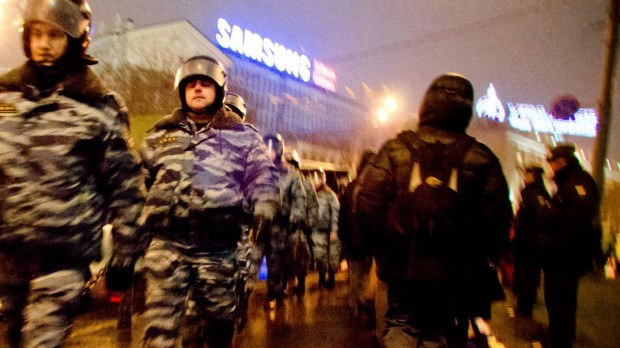 RÆSON i Rusland: Bred, men splittet, opposition