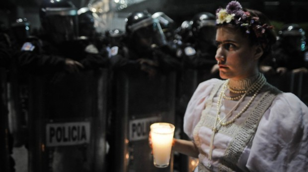RÆSON i Mexico: Studenterbevægelsen viser tænder