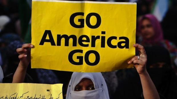 Antiamerikanisme i Pakistan? Obama er ligesom Bush – eller værre