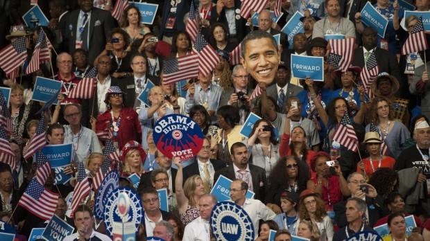 RÆSON i USA: Sådan foregår Obamas valgkampagne