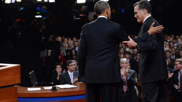 Hvis Israel kunne vælge: Obama og Romney gør det samme, så det kan være det samme
