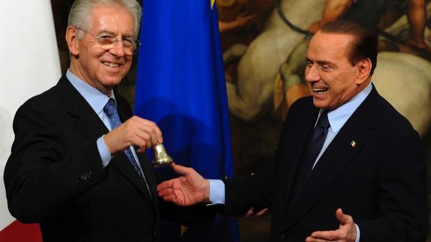 Berlusconi er tilbage: Monti kom ikke i havn