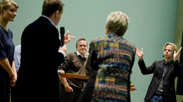 RÆSON LIVE: Foredrag om politik og medier