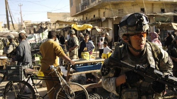 Krigen uden eftermæle: Ti år efter invasionen af Irak