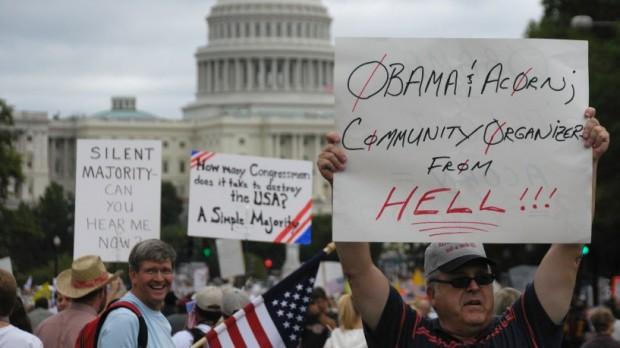 Patriotisme i USA: Frustrationer kan eksplodere i vold og drab