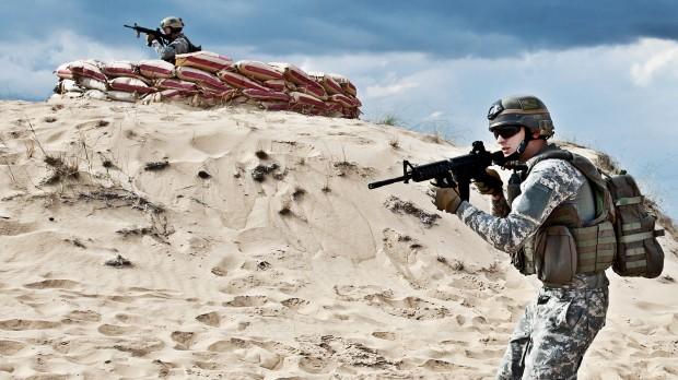 Michael Leeden: Ingen vej uden om krig og konflikt