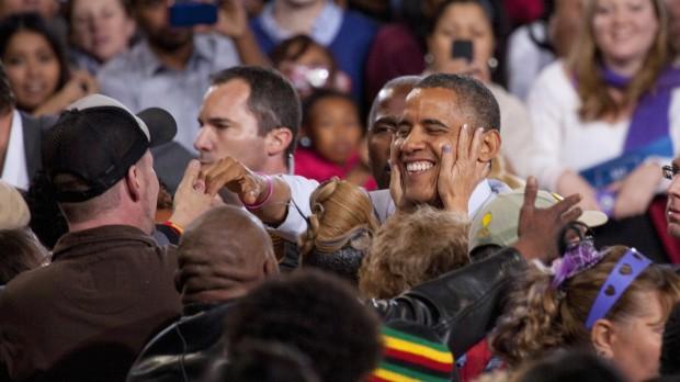 Obamas kampagneleder: Bevægelse af frivillige skal fortsætte efter valget