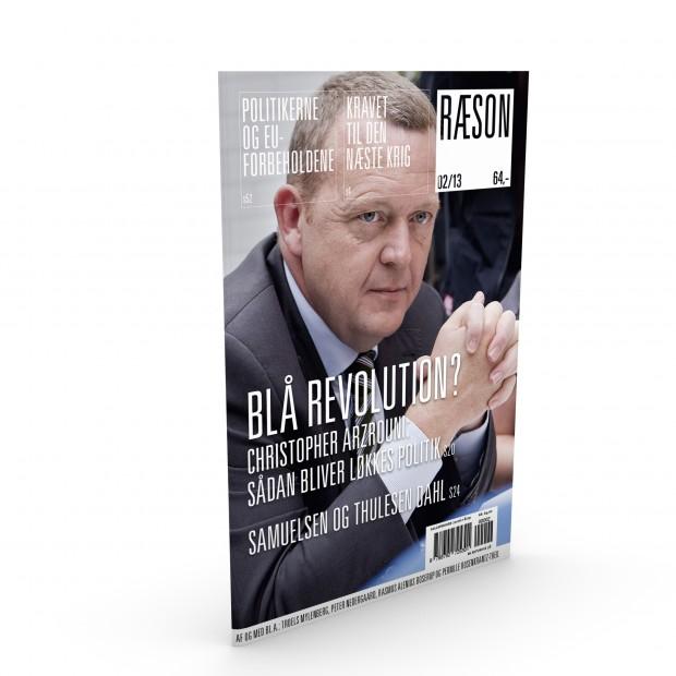 RÆSON14 i kioskerne idag, torsdag 20. juni: Tegn abonnement nu og få magasinet leveret med posten