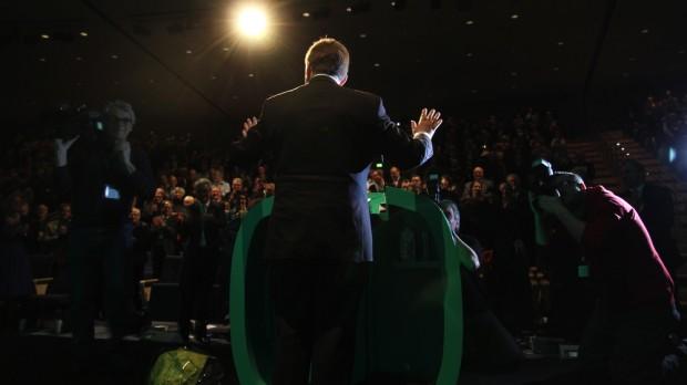 DE DANSKE PARTIER:Kommunalvalget kan blive skæbnesvangert for Lars Barfoed
