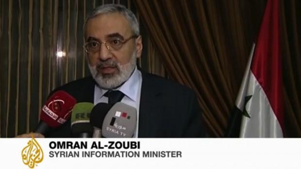SYRIEN: Krigen og informationskrigen