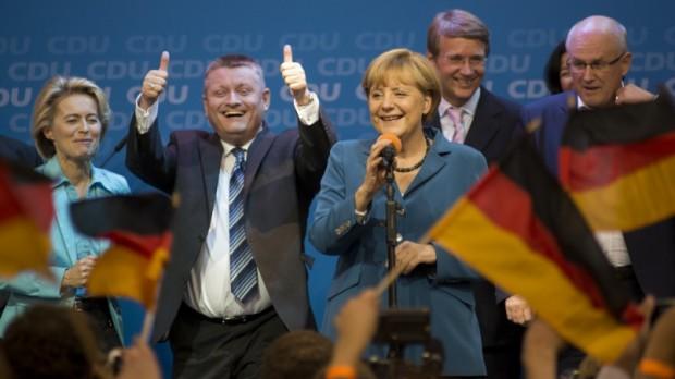 Det tyske valg: Valgresultatet kom bag på de fleste