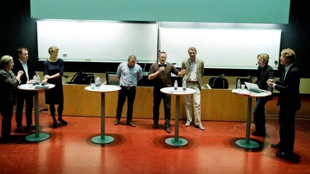 RÆSON LIVE med Ørestad Gymnasium: Medier i en ny tid (23/9)