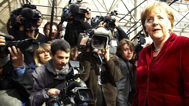 TYSKLAND. Merkel har vundet. Inviterer hun SPD med i sin regering?