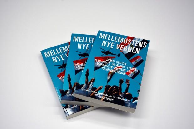 """Lancering: Mød redaktørerne og køb et signeret eksemplar af """"Mellemøstens Nye Verden"""" og af """"RÆSON15"""" onsdag d.6/11"""