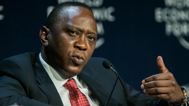 Krigsforbryderdomstol er selv på prøve i sagen mod Kenyatta