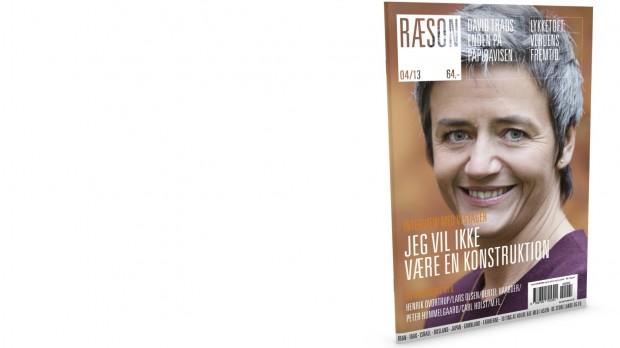 I butikkerne torsdag 19. december RÆSON 16:Verdens fremtid, Danmarks rolle (64 sider, 64 kr.)
