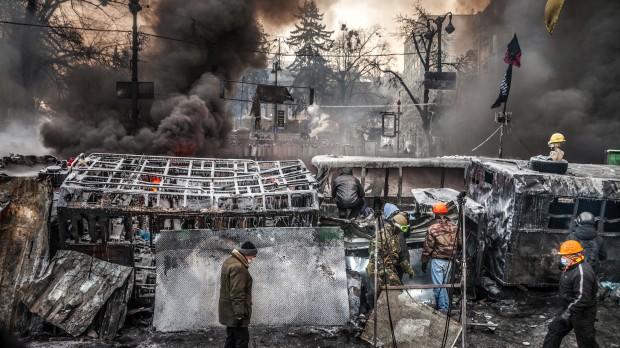 ANALYSE: Ukraines kamp for overlevelse