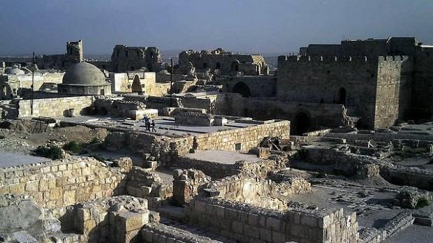 Syrien: Krigen knuser kulturarven
