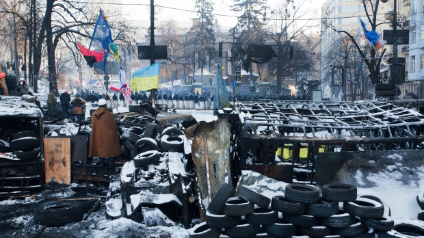 UKRAINE: Hvad venter Janukovitj på?