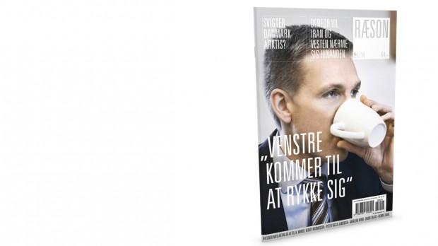 I kioskerne nu: RÆSON 17 Få bladet med posten – tegn abonnement nu