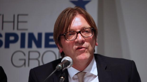 """Valg af ny Kommissionsformand VERHOFSTADT: """"EU er langtfra perfekt"""""""