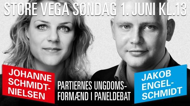Ideerne tilbage i politik: RÆSON i Vega 1. juni