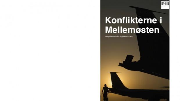 """For abonnenter: Download ebogen """"Konflikterne i Mellemøsten"""""""