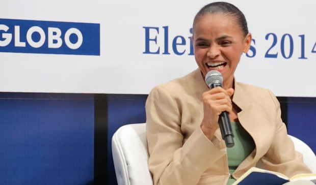Er Marina Silva Brasiliens næste præsident?Kommentar af Niels Westy Munch-Holbek