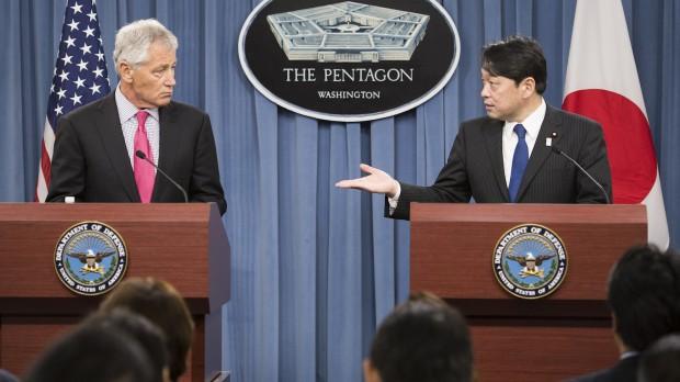 Japan tvivler: Hvad gør USA hvis Kina erobrer de omstridte klippeøer?