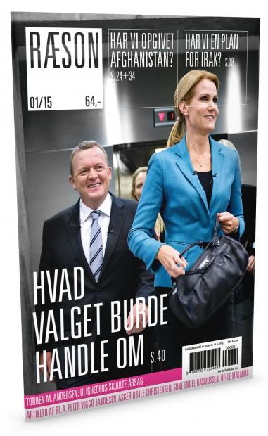 RÆSON21: Hvad valget burde handle om (marts 2015)