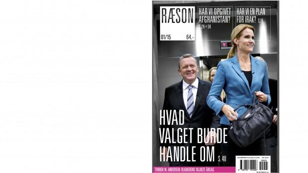 I kioskerne nu: RÆSON21