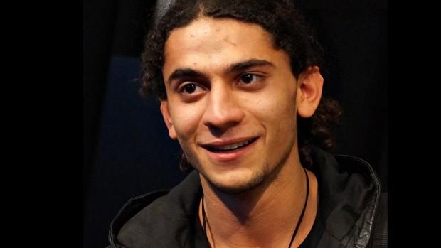 Udenomssnak: Yahya Hassan snakker kun om snakken