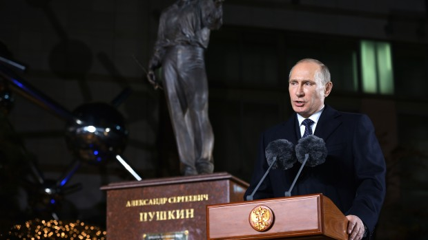 Analyse: Ligger Ruslands fremtid i Europa eller Asien?