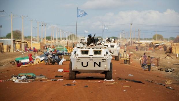 Sydsudan splittet: Kan krig blive til fred?