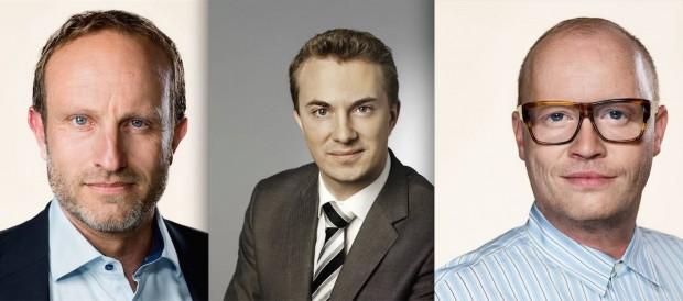 Salon Fredag 4/12: Messerschmidt, Lidegaard og Nordqvist