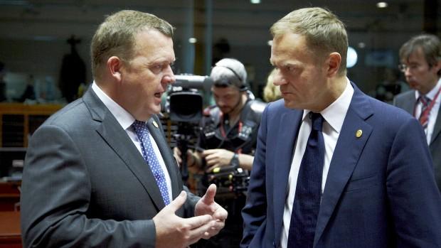 Martin Marcussen: Danmarks stemme i EU forsvinder