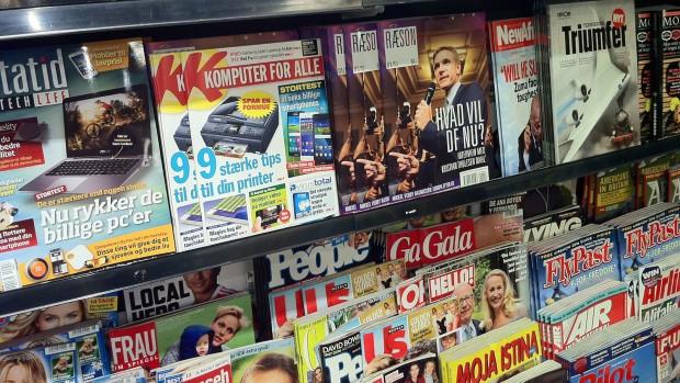 """Nyt nummer i kioskerne: Tegn abonnement nu og få rabat på to aktuelle bøger – """"Verden på flugt"""" og """"Europa Itu"""""""