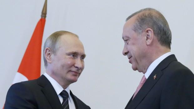 De 4 vigtigste konsekvenser af Tyrkiet og Ruslands genfundne venskab