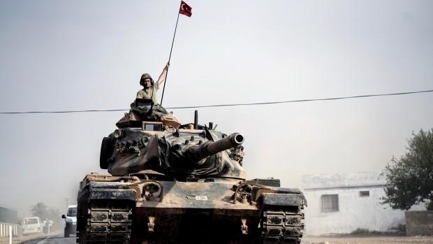 Tyrkiets Syrien-tumult kan isolere Erdogan