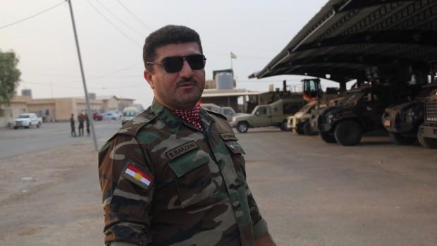 Sirwan Barzani: Mosul-offensiven skal sikre de kurdiske grænser