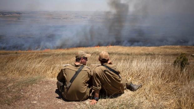 Rasmus Jacobsen: Hvorfor accepterer Vesten, at Israel støtter terrorgrupper i Syrien?