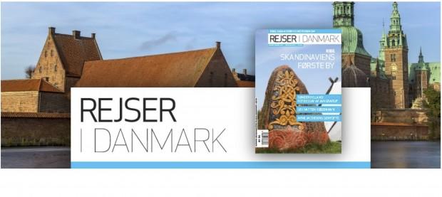 """RÆSON bag nyt trykt magasin – """"Rejser i Danmark"""""""